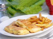 Ryba panierowana smażona - ugotuj