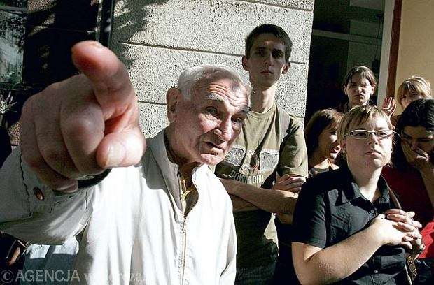 Noach Lasman w 2006 r.