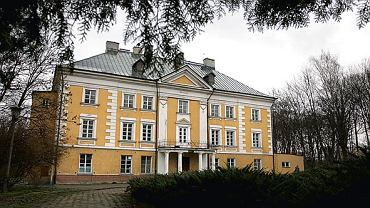 Pałac w Zborowie