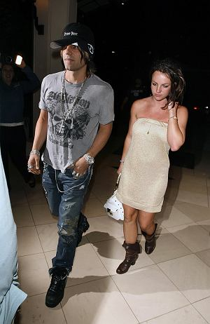 criss angel britney spears