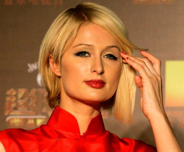 Paris Hilton (Fot. Eugene Hoshiko AP)