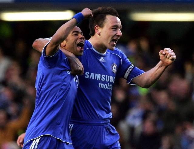 Ashley Cole i John Terry
