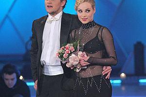 Weronika Książkiewicz i Łukasz Jóźwiak