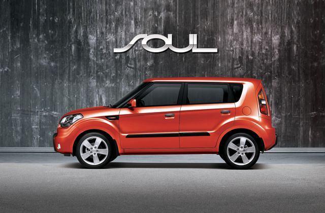 Kia Soul - takie auto trafi już po wakacjach do produkcji