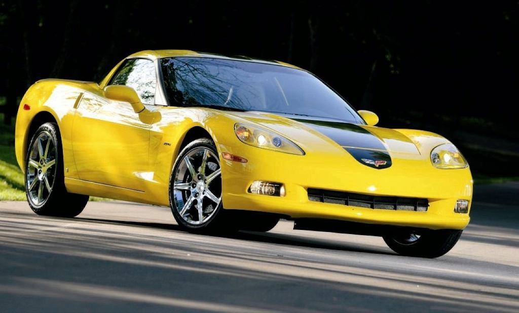 Corvette ZHZ