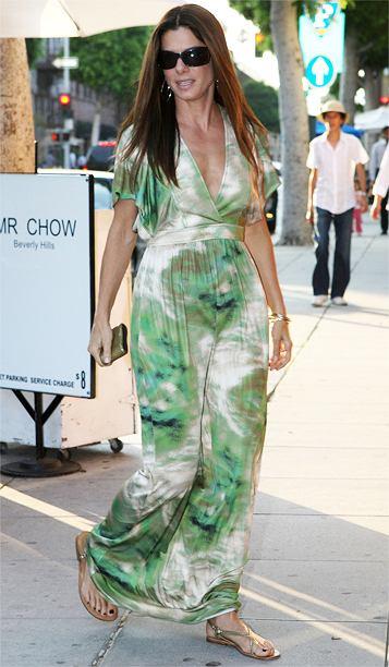 Sandra Bullock fot. Dean Chapple / Splash News/East News