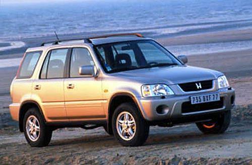 Honda CR-V 1. generacja