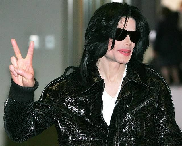 Michael Jackson, fot. Itsuo Inouye/ AP Photo