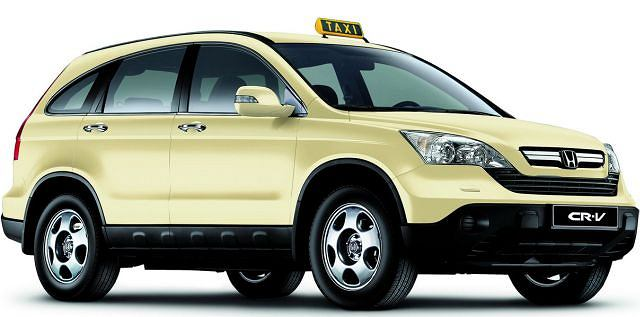 Honda CR-V w wersji taxi na rynek niemiecki