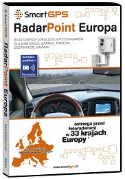 RadarPoint Europa