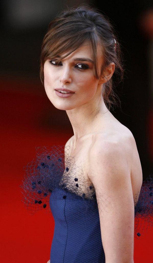 Keira Knightley, która gra główną rolę w
