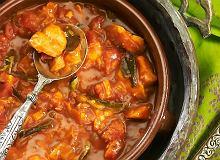 Ryba w sosie z tamaryndowca - ugotuj