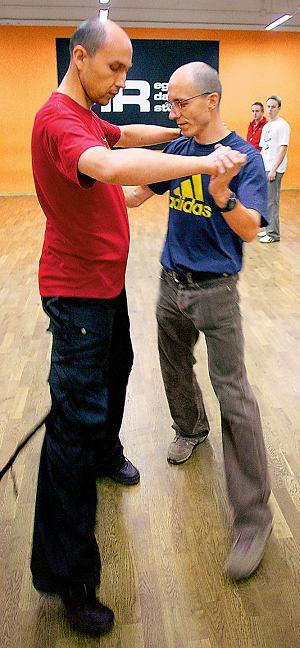 Jacek Kowalczyk, nasz instruktor z Egurolla Dance Studio