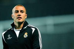 """Fabio Cannavaro wskazał brakujące ogniwo w Realu Madryt. """"Może pójść w ślady Ronaldo"""""""