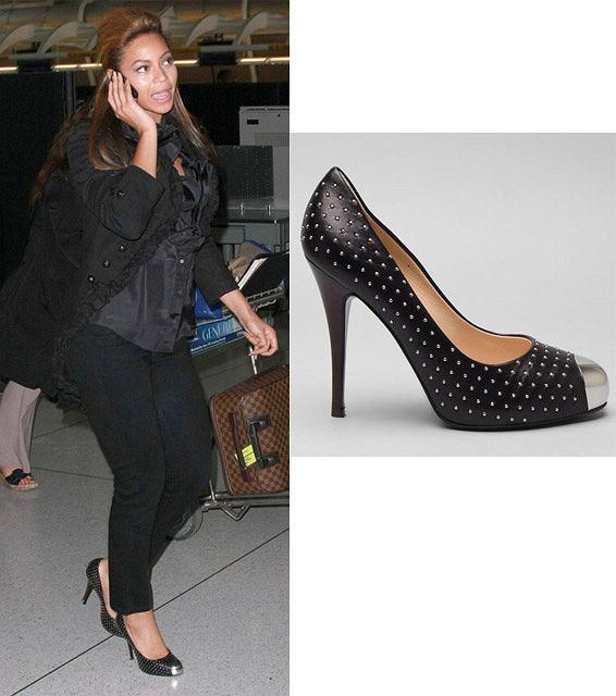 Beyonce/Giuseppe Zanotti www.revolveclothing.com