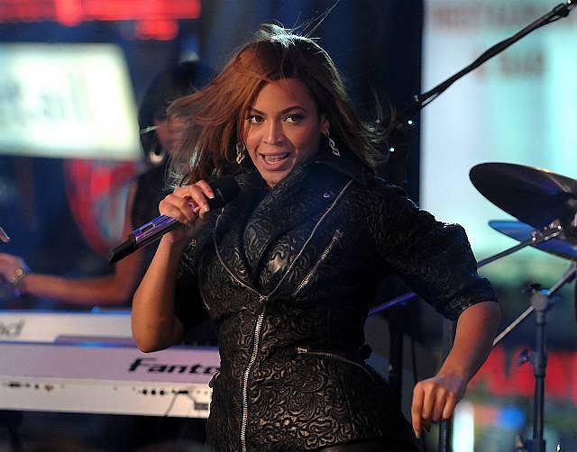 Beyonce w ostatnim odcinku MTV TRL
