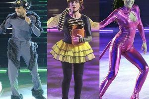 Piątkowy odcinek show Gwiazdy tańczą na lodzie został urozmaicony barwnymi strojami, w które ubrani byli uczestnicy. Niektóe stroje były całkiem ok, inne drażniły...