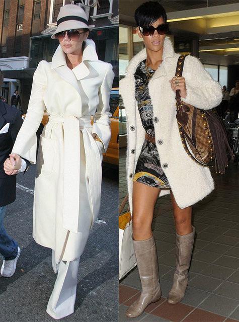 Victoria Beckham/East News Rihanna fot. forum