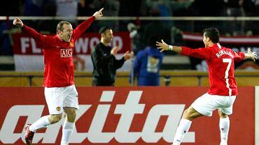 Wayne Rooney grzmi o transferze Ronaldo.