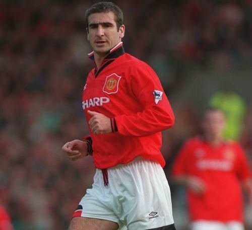 Eric Cantona pierwsze kroki w zawodowym futbolu stawiał w malutkim AJ Auxerre