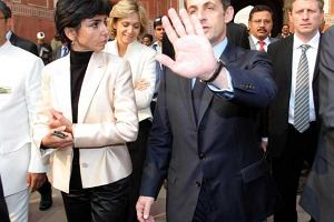 Rachida Dati, Nicolas Sarkozy