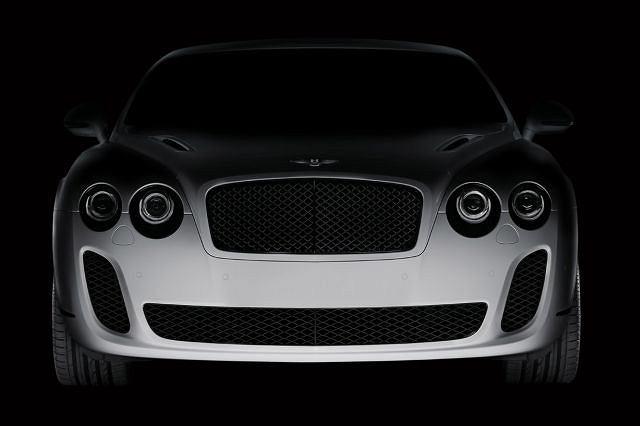 Bentley Biofuel