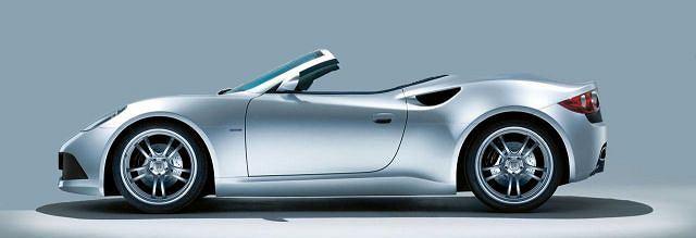 Czy tak będzie wyglądać Artega Roadster?