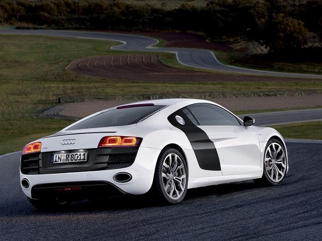 Audi R8 V10 5.2l FSI