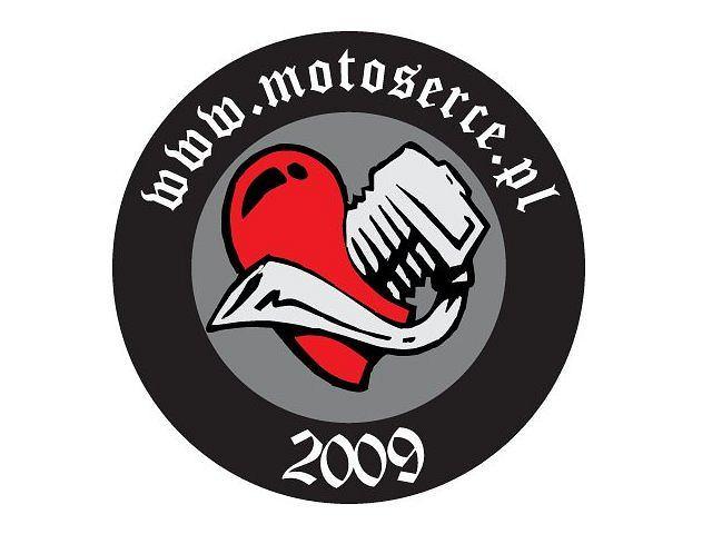Logo akcji Motoserce 2009