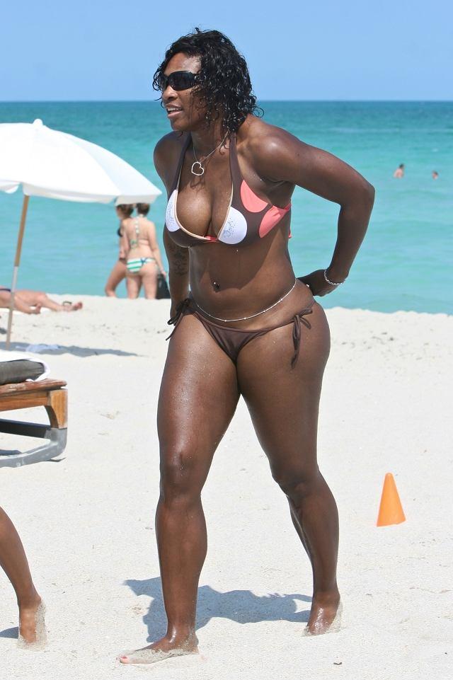Serena Williams w Miami.