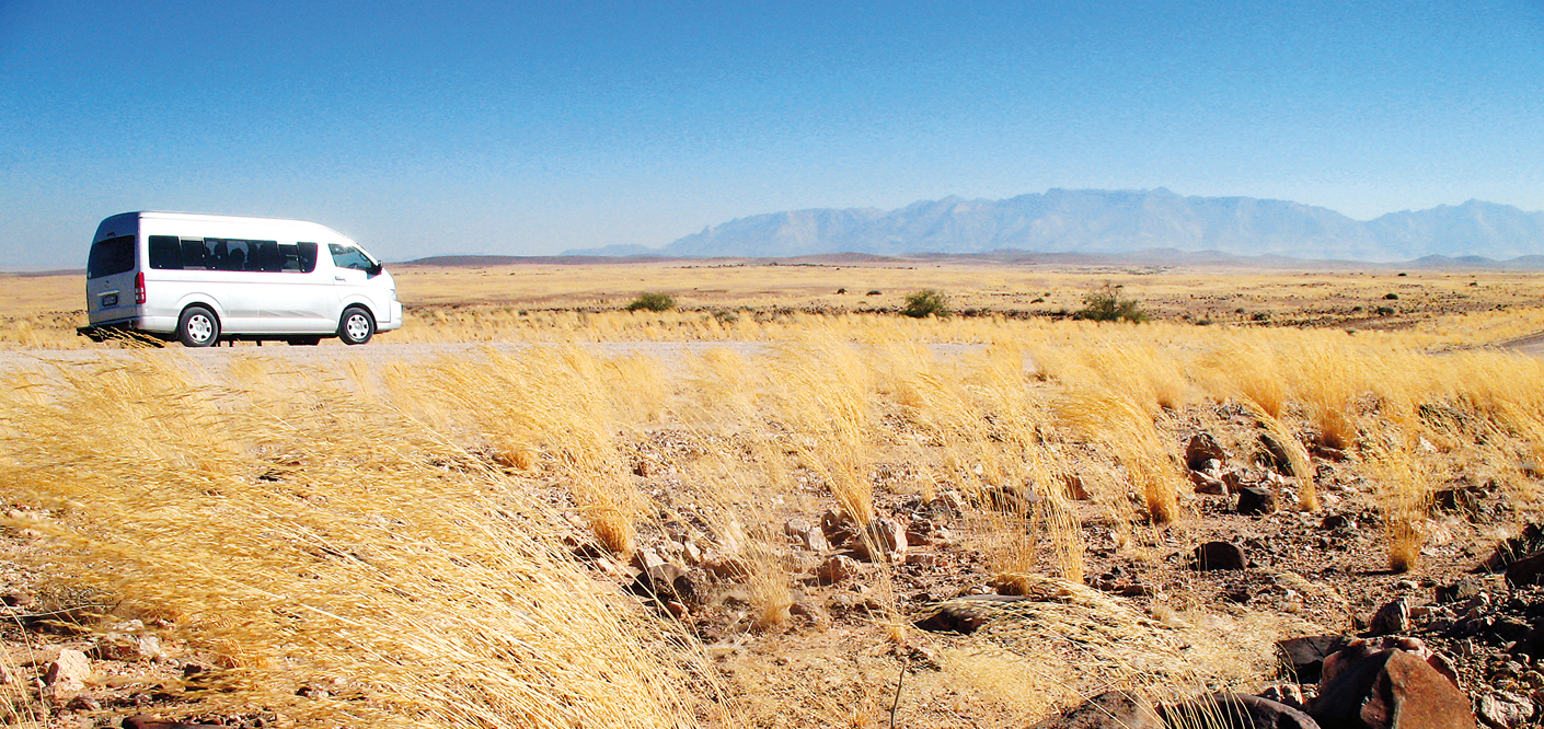 Afryka, Namibia