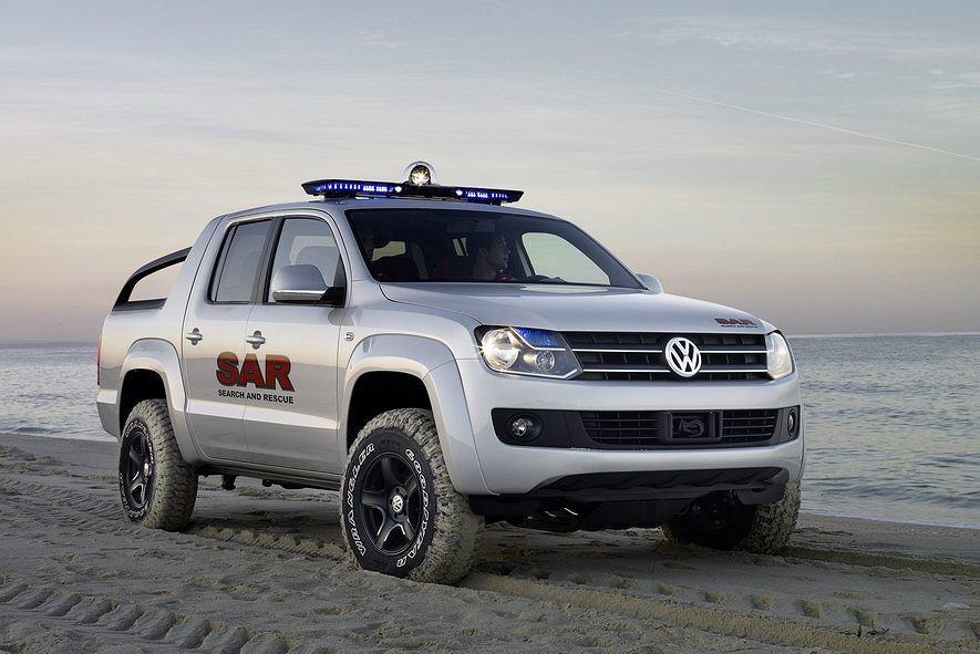 Volkswagen Amorok