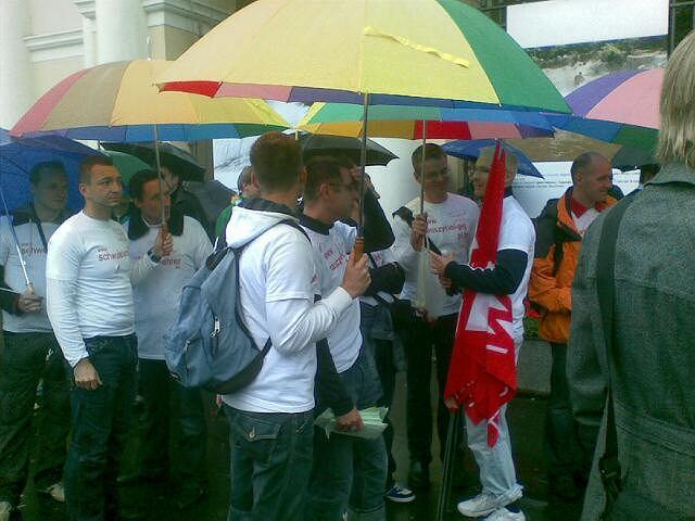 Zdjęcie numer 13 w galerii - Parada Równości przeszła przez stolicę