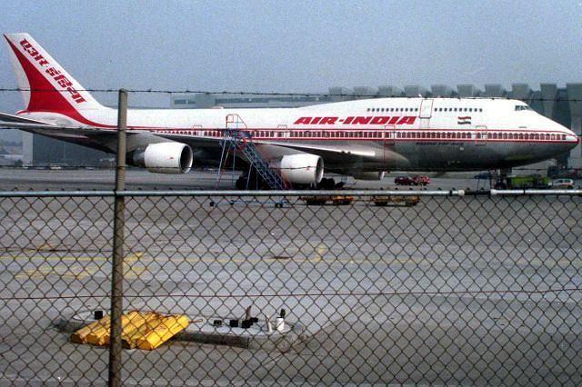 Boeing linii lotniczych Air India