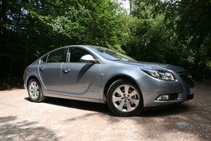 Opel Insignia EcoFlex - test   Pierwsza jazda