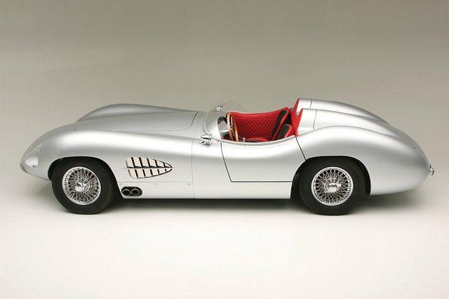 Tak wygląda współczesna wersja Aston Martina DBR2 z 1957 r. przygotowana przez Rizk Auto