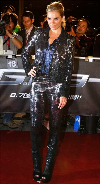 Sienna Miller fot. AP Photo/Shizuo Kambayashi/AG