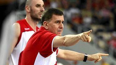 Muli Katzurin i Marcin Gortat