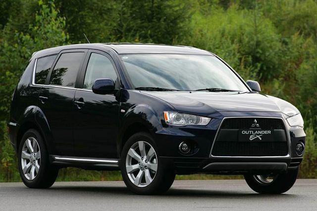 Mitsubishi Outlander EX