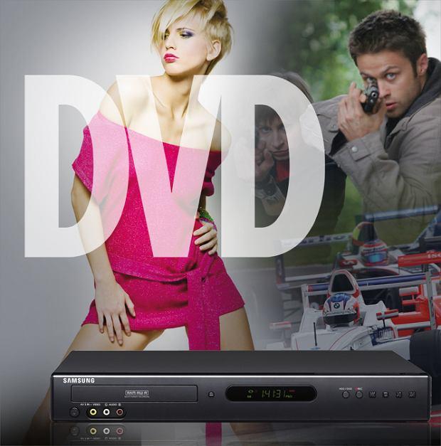 DVD na twardo