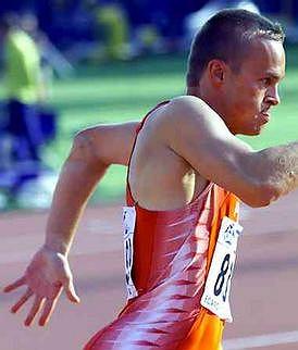 Marcin Urbaś zdobył złoto na 200 m