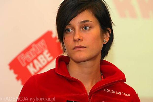 Za wysoki poziom hemoglobiny wykluczył Paulinę Maciuszek z zawodów PŚ