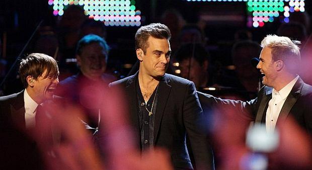 Robbie Williams i Take That