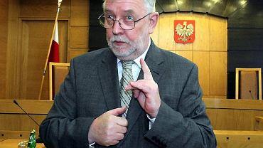 Jerzy Stępień, b. prezes TK