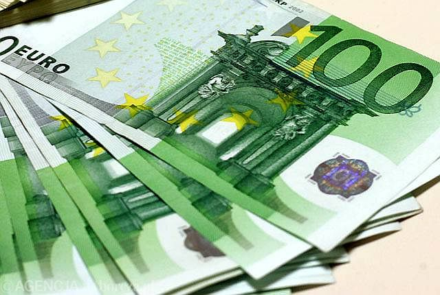Banknoty euro