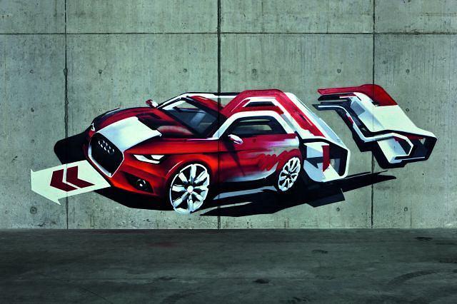 Wygląd wersji produkcyjnej Audi A1 poznamy na początku lutego 2010 roku. Światowa premiera odbędzie się podczas salonu samochodowego w Genewie
