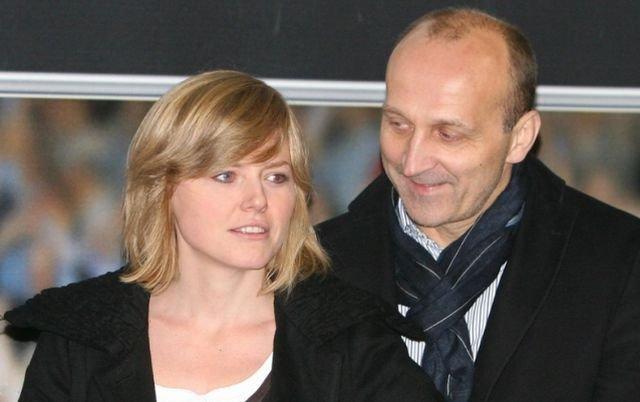 Isabel i Kazimierz Marcinkiewicz