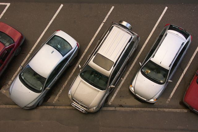 Parking Fot. sxc.hu