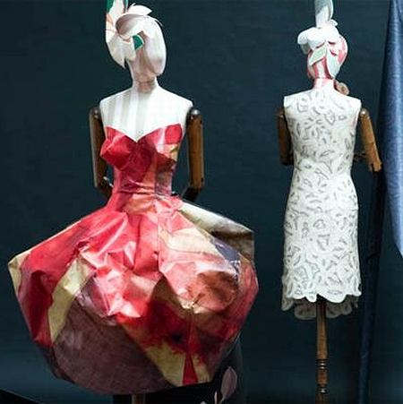 Vivienne Westwood sukienki z tapet