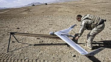 """Samolot bezzałogowy """"Orbiter"""""""